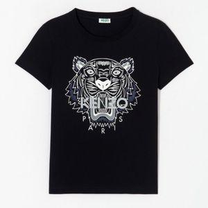 Kenzo signature Tiger t-shirt